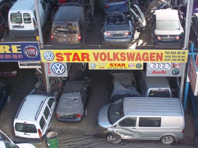 Volkswagen Çıkma Klima Kompresörü
