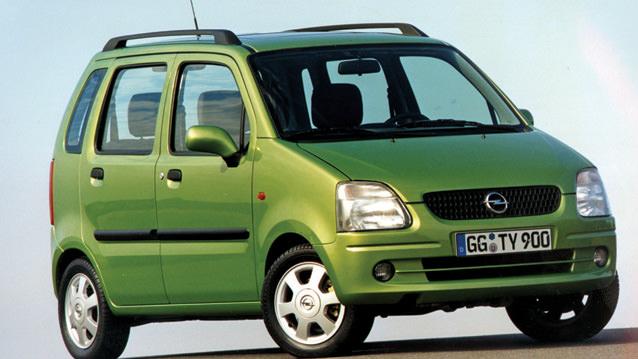 Opel agila çıkma Parça