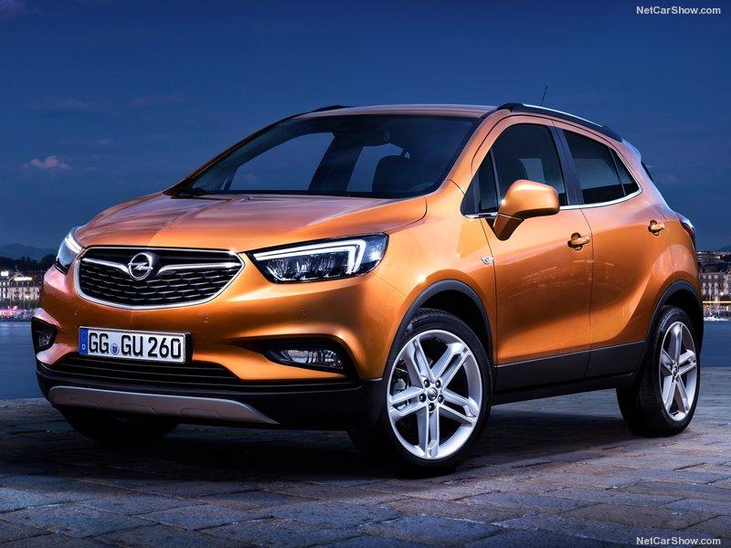 Opel Mokka X Çıkma Yedek Parça