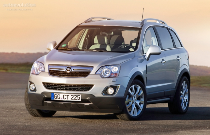 Opel Antara Çıkma Yedek Parça