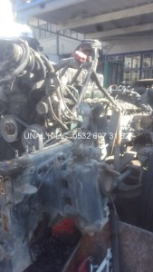 Volvo Fh 420 Çıkma Motor