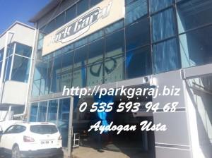 Park Garaj Opel Özel Servisi