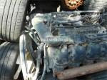 Mercedes V8 Çıkma Motor