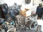 Dingilli Travego Çıkma Motor