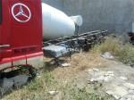 Mercedes Kamyon Çıkma Şase Parçaları