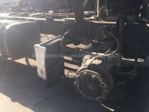 Mercedes Axor Çıkma Ön Dingil Makas ve Denge Kolu