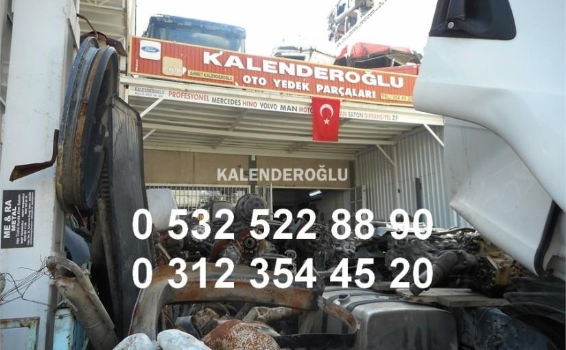 Kalenderoğlu Kamyon Çekici Dorse ÇıkmaParça